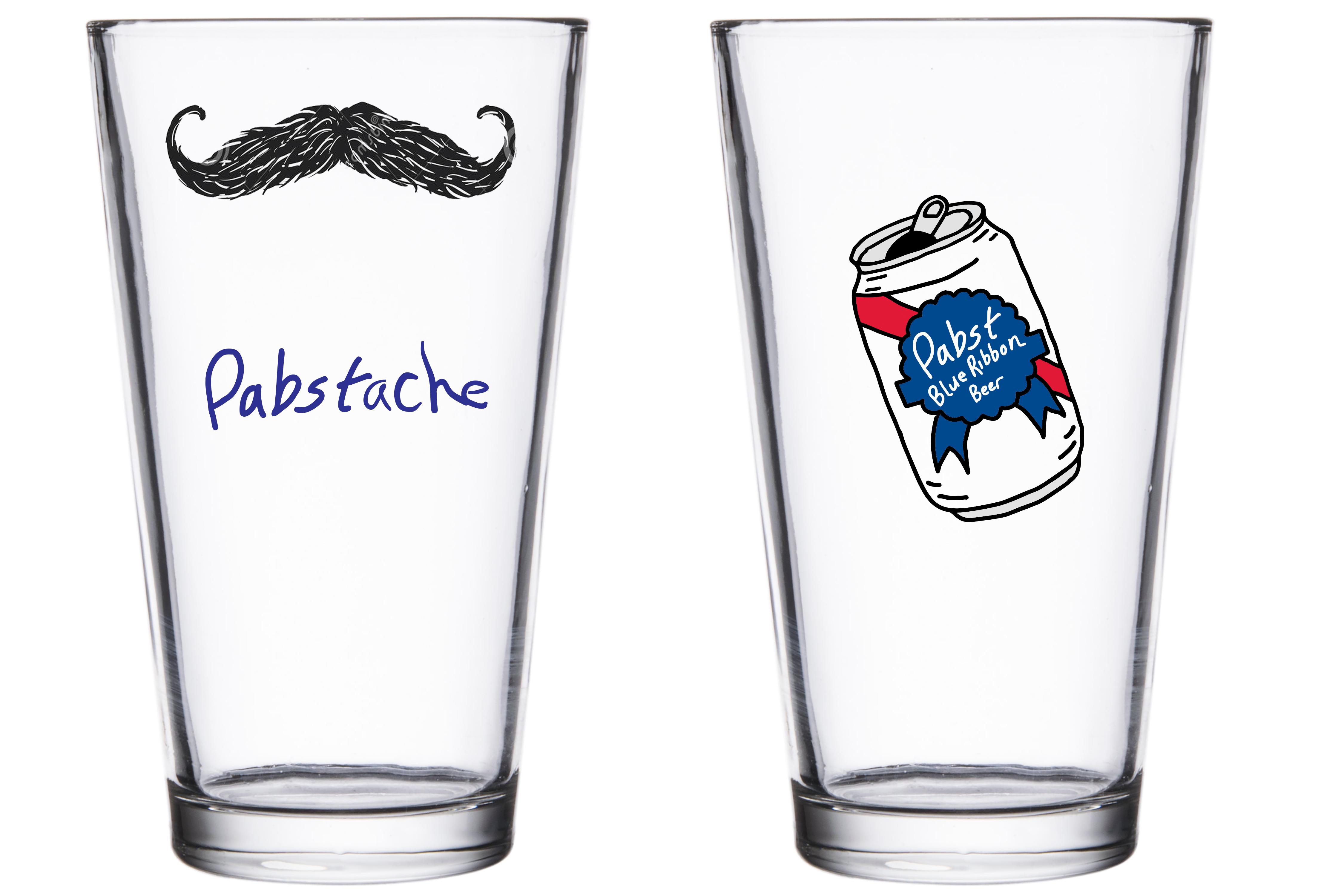 MustacheGlass