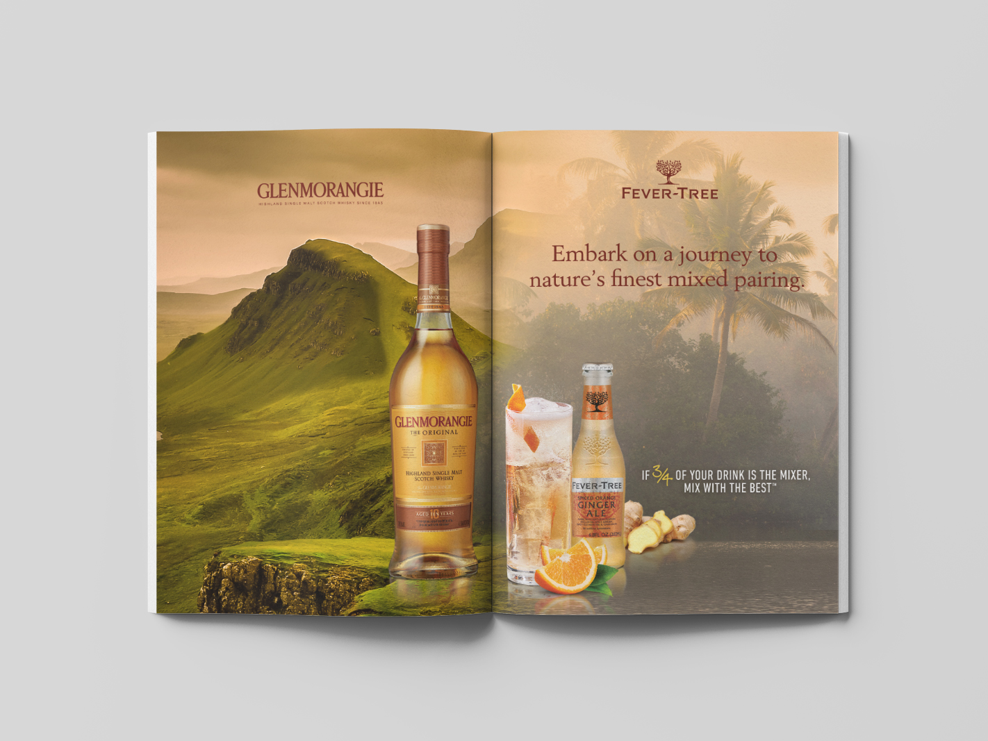 Glenmorangie & Fevertree Partnership